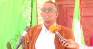 """""""Dawladda Jabuuti Waxay Soo Maleegtay Shirqool Lagu Kala Qeybinayo Umadda Somaliland…,"""" Xog-hayaha Arrimaha Gudaha Xisbiga Ucid Mudane Mahamud Ramaax"""