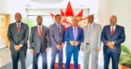 Somaliland Political Leaders attended two meetings at the Embassy of Switzerland and Canada and met with Switzerland