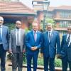 Wefti ka socda xisbiyada UCID iyo KULMIYE ayaa gaadhay magaalada Nairobi .