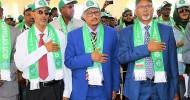SAWIRADA: Kal-fadhiga 7aad ee Golaha Dhexe ee Xisbiga UCID Oo Si Rasmi Ah Uga Furmay Xarunta Gobolka Togdheer Ee BURCO.