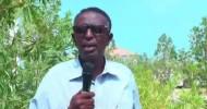 Xoghayaha Arimaha GudahaXisbiga Ucid Mudane Maxamuud Cali Saleebaan Ramaax Oo Si Adag Dhaliilo Isbrakan Ugu Jeediyay Taliyaha Ciidanka Qaran Somaliland General Nuux Taani……