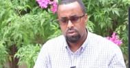 Prof Ahmed Muse Abyan Oo Ka War Bixiyey Kulan Xisbiga UCID La Qaatay Wakiilka Midowga Yurub