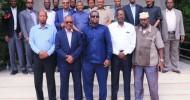 Waxaa Hadda Soo Gabagaboobay Kulan Dhex Maray Xisbiyada Mucaaridka Ah Ee Xisbiga Ucid Iyo Xisbiyada Waddani Iyo Guddiyada Dhexdhexaadinta Oo Ay Hogaaminayaan Madaxwayne Ku Xigeenadii Hore Ee Somaliland…….