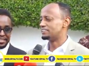 """""""Dadkii Xasuuqa Gaystay Villa Somalia Ayay Joogaan..,"""" Ku Xigeenka Xoghayaha Guud Ee UCID Mudane Qodax."""
