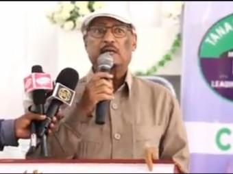 Guddoomiyaha Xisbiga UCID Eng Faysal Cali Waraabe Oo Sheegay In Garoowe Qabsan Doonaan Haddii ……