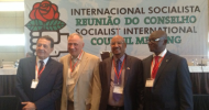 UCID Chair Engineer Faisal Al Represents Somaliland In The Meeting Of The Socialist International Council In Luanda, Angola