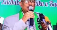 """""""Burco Waa Xareedii Somaliland, Ha Inaga Dhooqeenina, Waa Magaalada Ay Kasoo Baxeen Haldoorkeenu..,"""" Gudoomiye Faysal Cali Waraabe."""